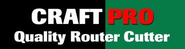 Trend CraftPro Router Cutter Range