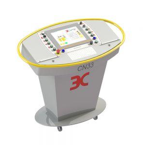 3C CLOMEA CN33 Electronic Control Unit