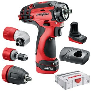 Mafell A10M Cordless Drill Driver 10.8 Volt Includes Quick Release Bit Holder 206766