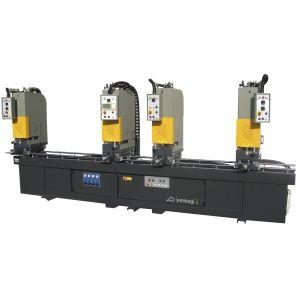 Emmegi Fusion 4TVH Four Head Welding Machine