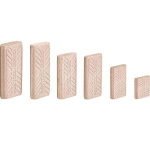 Festool 493297 6 x 40mm Wooden Beech Dowels DOMINO 6x40/1140 BU