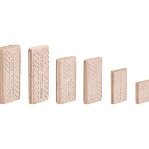 Festool 493300 10 x 50mm Wooden Beech Dowels DOMINO 10x50/510 BU