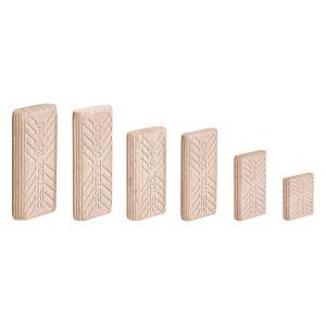 Festool 494938 5 x 30mm Wooden Beech Dowels DOMINO 5x30/300 BU
