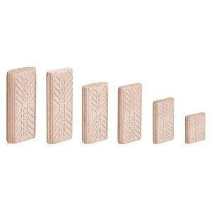 Festool 494939 6 x 40mm Wooden Beech Dowels DOMINO 6x40/190 BU