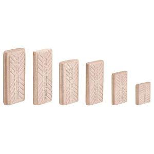 Festool 494941 8 x 50mm Wooden Beech Dowels DOMINO 8x50/100 BU
