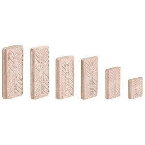 Festool 495661 4 x 20mm Wooden Beech Dowels DOMINO 4x20/450 BU
