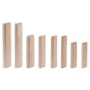 Festool 498217 12 x 140mm Wooden Beech Dowels DOMINO 12x140/90 BU