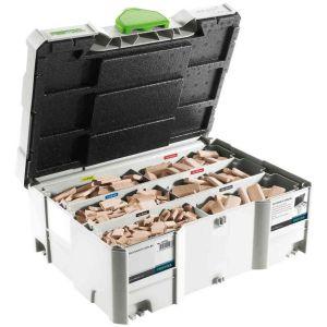 Festool 498899 Wooden Beech Dowel DOMINO Systainer DS 4/5/6/8/10 1060x BU