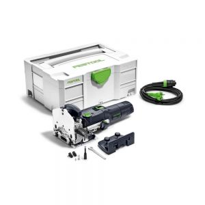 Festool DF 500 Q-Set Domino Joining Machine Set 240V