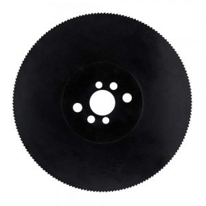 Sawco HSS Circular Saw Blade 250mm x 2mm x 32mm for Cutting Mild Steel and Stainless Steel