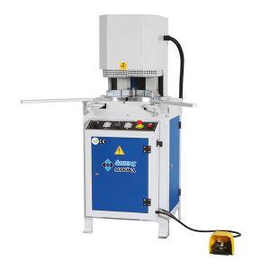 Ozgenc Makina OMRM 102B Automatic Single Corner PVC Profile Welding Machine