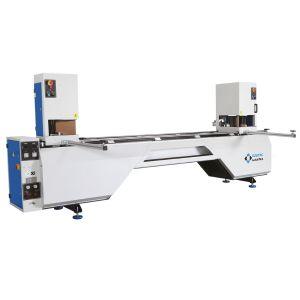 Ozgenc Makina OMRMS 112 Automatic Double Corner PVC Profile Welding Machine