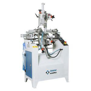 Ozgenc Makina OMRM 116 Automatic Water Slot Drilling Machine for PVC Profiles