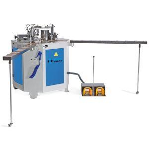 Ozgenc Makina OMRM 136 Corner Crimping Machine for Aluminium Profiles