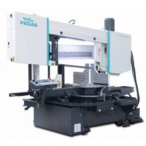 PEGAS 500 x 750 SHI II Semi Automatic Double Column Horizontal Bandsaw