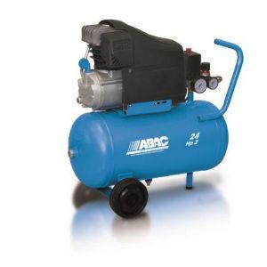 ABAC POLE POSITION L20 Mobile Air Compressor 24L 116Psi 8Bar