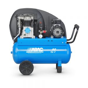 ABAC PRO A29B 50 CM2 Mobile Air Compressor 50L 145Psi 10Bar
