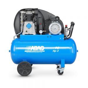 ABAC PRO A29B 90 CM3 Mobile Air Compressor 90L 145Psi 10Bar