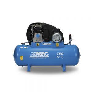 ABAC PRO A39B 150 FM3 Mobile Air Compressor 150L 145Psi 10Bar