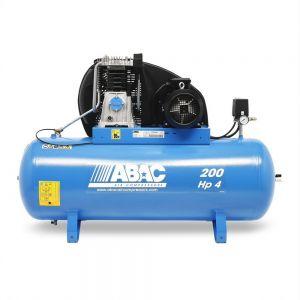 ABAC PRO A49B 200 FT4 Stationary Air Compressor 200L 160Psi 11Bar