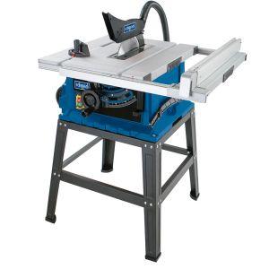 Scheppach HS105 255mm Table Saw 240V