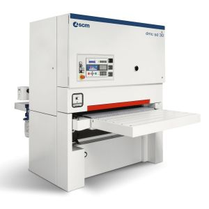 SCM DMC SD 30 Automatic Wide Belt Sander Calibrating Machine Feature 1