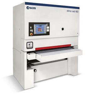 SCM DMC SD 60 Automatic Wide Belt Sander Calibrating Machine