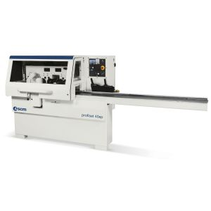 SCM Profiset 40 Automatic Planer and Throughfeed Moulder