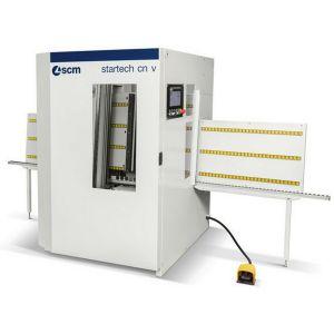 SCM Startech CN V Semi-Automatic Boring Machine