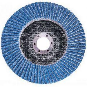 SIA 125mm x 22mm Zirconia Flap Disc Angled T4381
