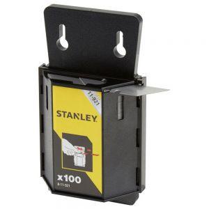 Stanley 1992B Knife Blade 100 Pack Wall Mounted Dispenser 8-11-921