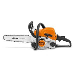 Stihl MS 170 Small Petrol Chainsaw 12 inch Bar 30.1cc