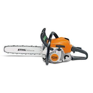 Stihl MS 211 C-BE ErgoStart Petrol Chainsaw 16 inch Bar 35.2cc