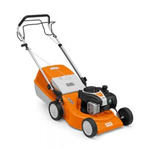 Stihl RM 248 T Petrol Lawn Mower with 1-Speed Drive for Gardens up to 1200 m²