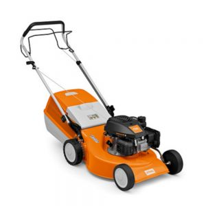Stihl RM 253 T Petrol Lawn Mower with 1-Speed Drive for Gardens up to 1800 m²