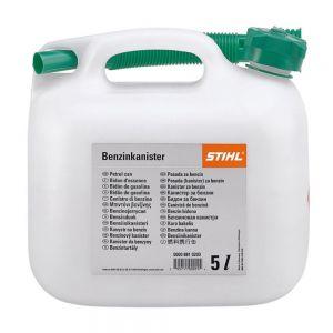 Stihl Transparent Petrol Canister 5 litre