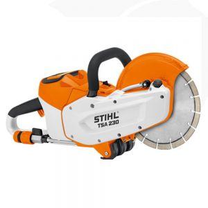 Stihl TSA 230 Cordless Cut-Off Machine with 9 inch Cutting Wheel Tool Only