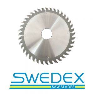 Swedex 10BA19 TCT Saw Blade 250 x 30 x 40 Teeth Trimming & Panel Sizing