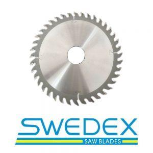 Swedex 10BA19 TCT Saw Blade 350 x 30 x 56 Teeth for Trimming & Panel Sizing