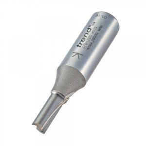Trend 3/2X1/2TC 6mm TCT Two Flute Cutter
