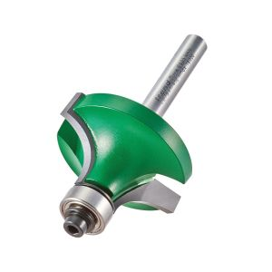 Trend C079X14TC 12.7mm Radius TCT Bearing Guided Ovolo Rounding Over Cutter