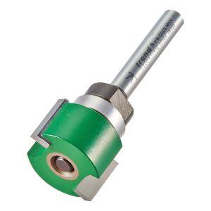 Trend C220X1/4TC 15mm x 24mm Intumescent Recesser Cutter