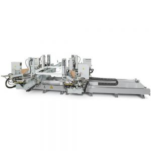 URBAN AKS 6400 Horizontal 4 Head Welding Machine 400V 3 Phase