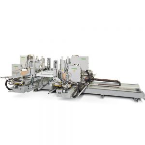 URBAN AKS 6600 Horizontal 6-8 Head Welding Machine 400V 3 Phase