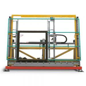 URBAN KV 1800 3200 Mounting, Checking and Glazing Units