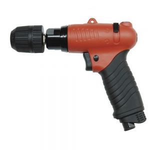 """Universal Air Tools UT8817 3/8"""" Reversible Composite Drill with Keyless Chuck"""