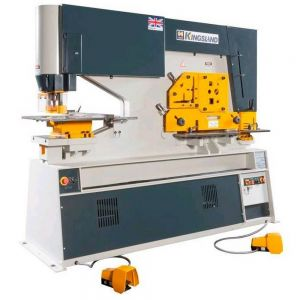 Kingsland Multi 80 Hydraulic Steelworker with 5 Workstations