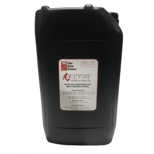 Sawco SAWCUT 25 Litre Soluble Cutting Oil for Metal Working EP620S