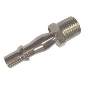 """1/4"""" BSP Male Standard Screwed Adaptor"""