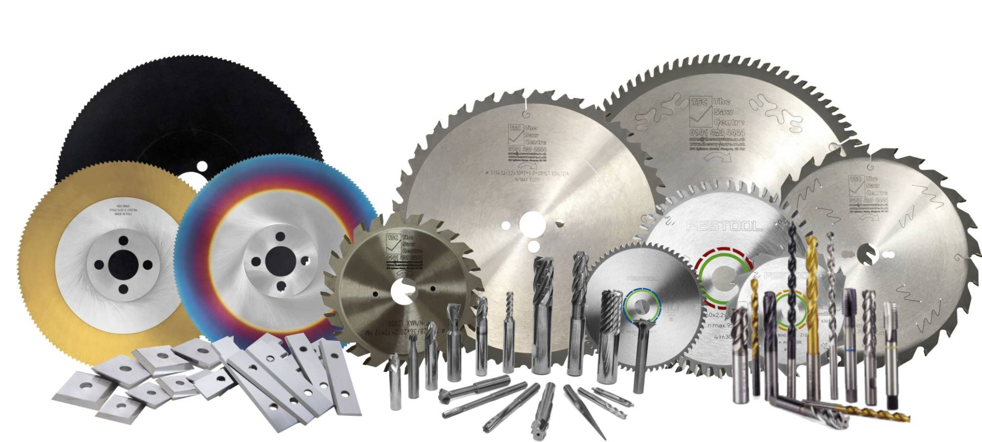 Saw Blade Sharpening and Tooling Regrinding
